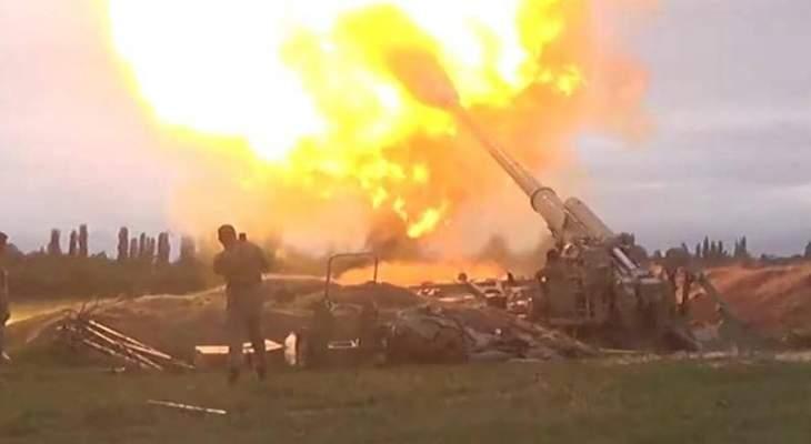 اشتباكات عنيفة في محيط مدينة شوشا الاستراتيجية بكاراباخ