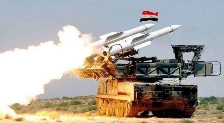 ما هي رسائل الصاروخ السوري؟