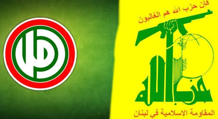 أمل وحزب الله: الإعتداء المسلح على الإحتجاج السلمي نفذته مجموعات من حزب القوات اللبنانية