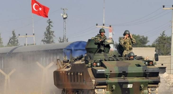 الجيش التركي: مقتل 8 من العمال الكردستاني في ضربات جوية شمالي العراق