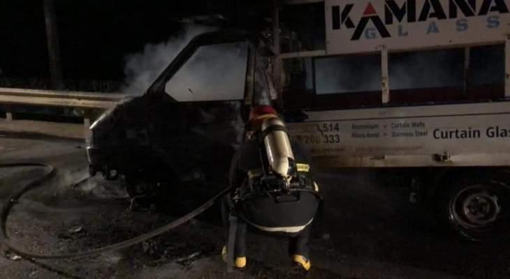 وفاة والدة الطفل دافيد خليل ضحية حريق الكسليك ليل الأحد الفائت