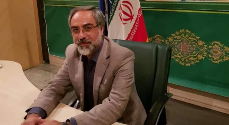 """طهران: """"داعش"""" صناعة أميركية ودول في المنطقة تُموِّلها وتُسلِّحها"""
