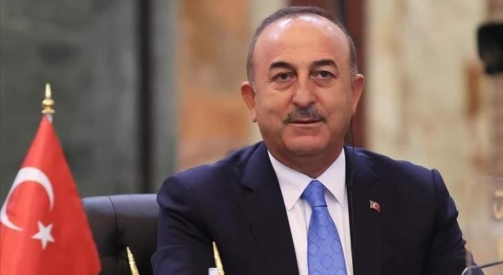 خارجية تركيا: الحل المستدام في أفغانستان يتطلب وجود مؤسسات حكومية فاعلة