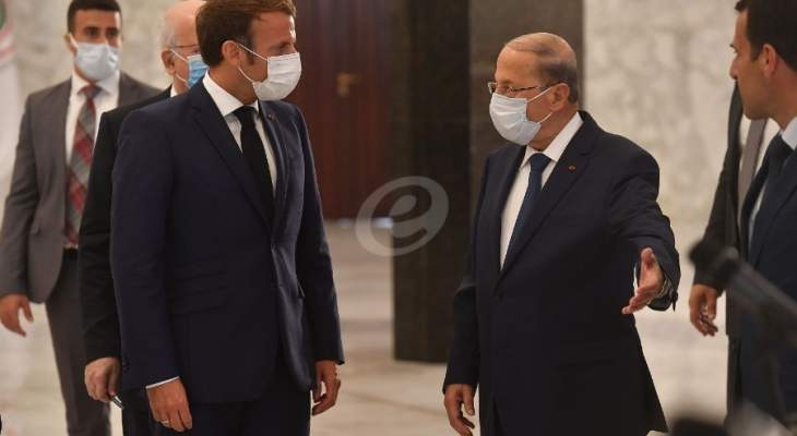 """العقوبات الفرنسية جدّية: لبنانيون يزورون """"Sherpa"""" لحثّها على التحرك في لبنان"""
