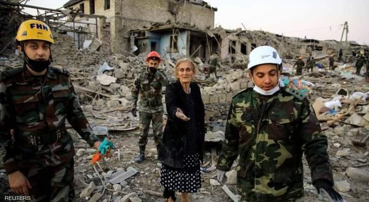 الصحة الارمينية: من الممكن تفشي الطاعون في كاراباخ حال استمرت الأعمال العدائية