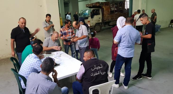 النشرة: عودة 74 نازحًا من صيدا إلى سوريا