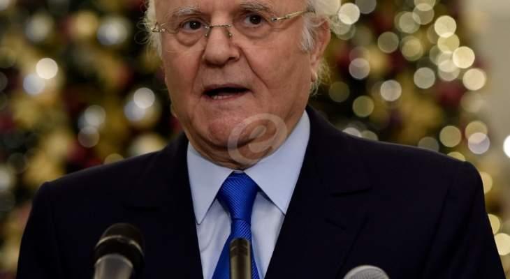 عبيد: لوقف الغزو المتصاعد من شواطىء لبنان نحو إفناء الهاربين منه
