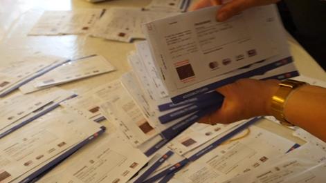 """جمعية """"نورج"""" واصلت مبادراتها ووزعت نحو 200 بطاقة تمويلية على العائلات الأكثر حاجة ببسكنتا والجوار"""