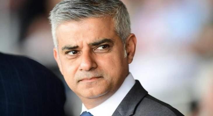 عمدة لندن: يموت أكثر من 1000 من سكان لندن أسبوعيًا بسبب كورونا