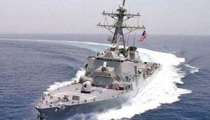 البنتاغون: القوات البحرية حصلت على مدمرة جديدة