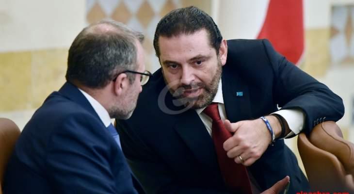 حزب الله لن يتدخل قبل لقاء «الحريري-باسيل»