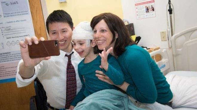 أطباء في مستشفى بوسطن ابتكروا دواء لعلاج طفلة تعاني من مرض قاتل