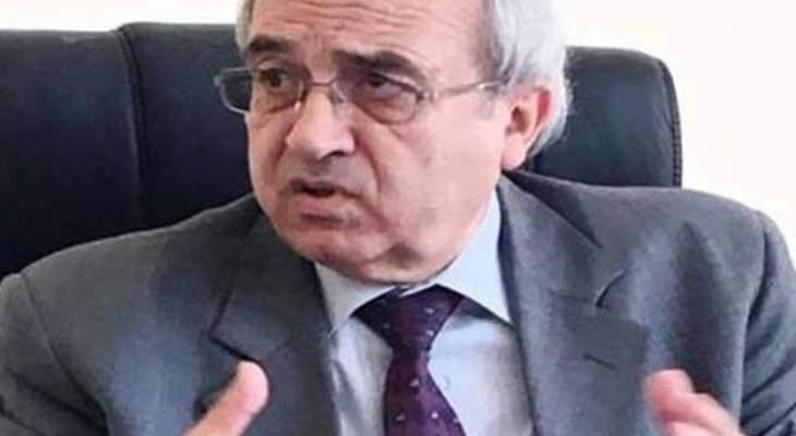 سرحان: وزارة العدل ستكون رأس حربة في مكافحة الفساد