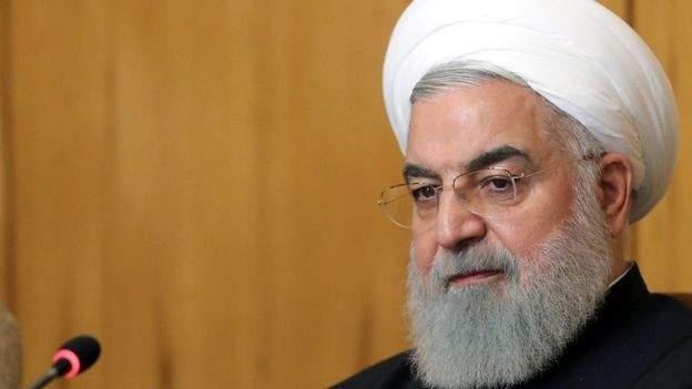 روحاني: ليتوحد العالم الاسلامي ويبقوا اخوة جنبا الى جنبا