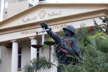 المحكمة العسكرية حكمت غيابيا على فضل شاكر بالسجن 22 سنة