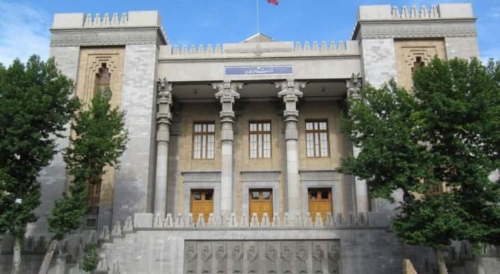 تعيين مهدي سبحاني سفيرا جديدا لإيران في دمشق