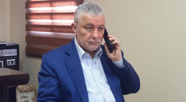 محمد نصرالله: بري لن يتوقف عن البحث عن مخارج وحلول وتدوير للزوايا