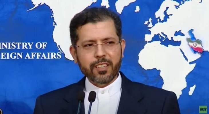 خارجية إيران: إشارات إيجابية صدرت من السعودية ومستعدون لاستعادة العلاقات معها