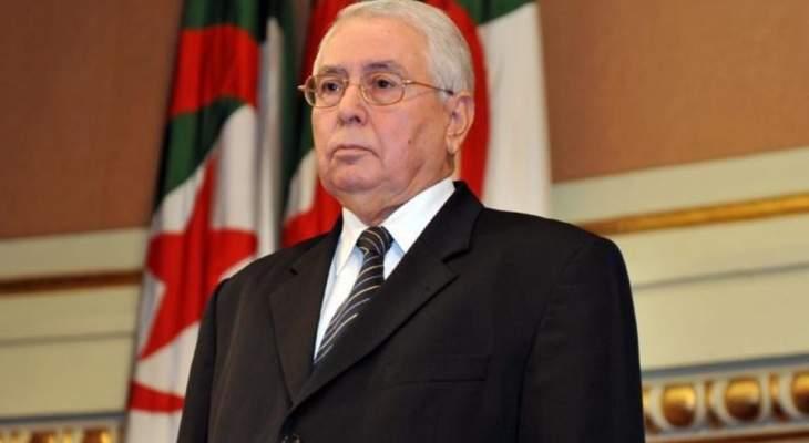 بن صالح أقال مدعيَين اثنين ومدير جهاز مكافحة الفساد في الجزائر