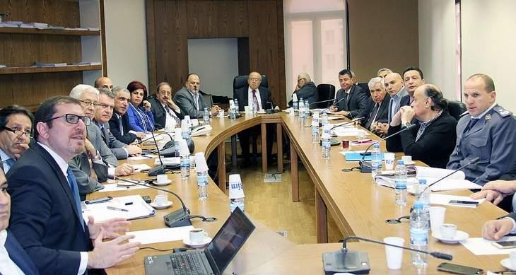 النشرة: لجنة الاشغال تقر في جلستها الاخيرة مشاريع قوانين لقروض