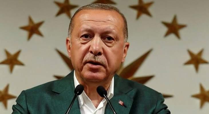 """اردوغان أعلن بن علي يلدريم مرشحا لحزب """"العدالة والتنمية"""" بانتخابات الإعادة لبلدية إسطنبول"""