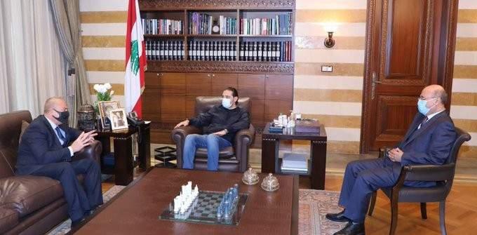 الحريري التقى السفير الروسي وبحث معه التطورات السياسية