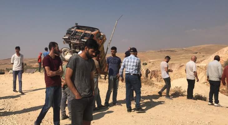 أصحاب الكسارات بالسلسلة الشرقية: للتعويض عن الأضرار التي لحقت بآليات لنا خلال مداهمة للجيش