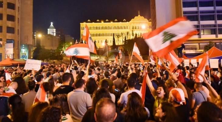مصادر للشرق الأوسط: قرار فتح الطرقات اتخذ منذ اليوم الأول للاحتجاجات الشعبية