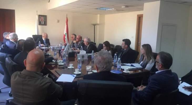 وزير البيئة أمل من بري إدراج قانون المحميات على جدول الجلسة التشريعية