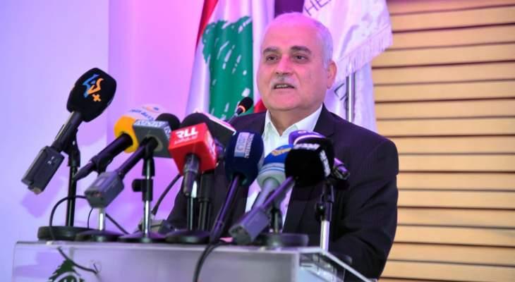 جبق: استمرار إقفال الحضانات على جميع الأراضي اللبنانية