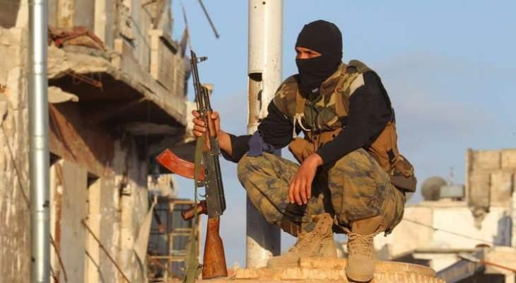 فصائل النصرة تنفذ هجوما على مواقع الجيش السوري غرب حلب بإسناد مكثف من المدفعية التركية