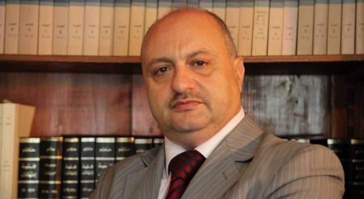 زخور: قانون الايجارات بصيغته الحالية يؤدي الى إخلاءات جماعية للبنانيين
