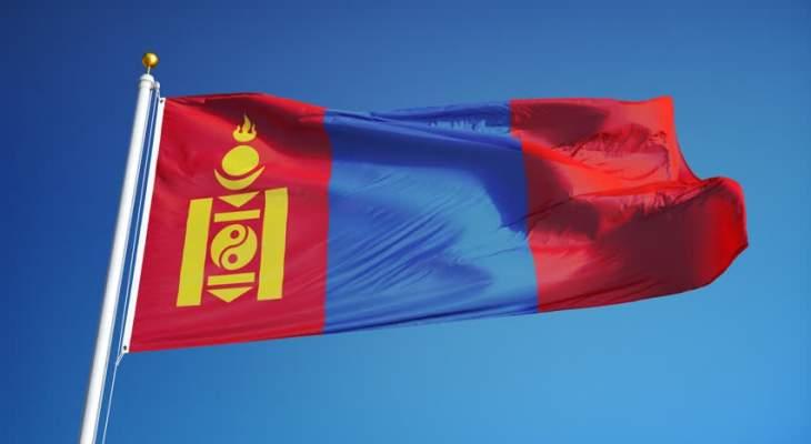 خروج قطار على متنه 328 شخصا عن سكته جنوب شرقي منغوليا