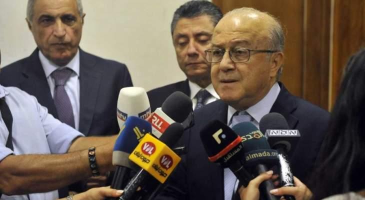 قباني: الثورة الشعبية وحدت اللبنانيين في شعب واحد