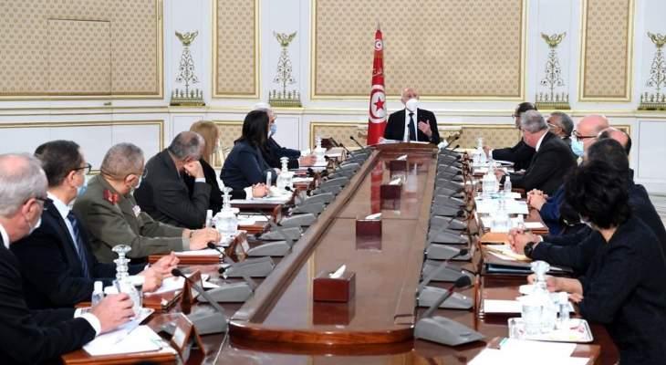 رئيس تونس: التعديل الحكومي لم يحترم الاجراءات التي نص عليها الدستور