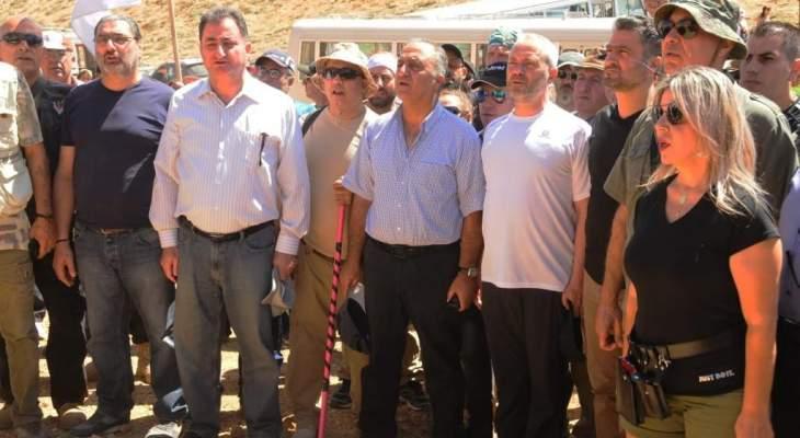 حبشي: كل الذين تعاملوا مع النظام السوري سقطوا لان الاخير لم يستطع دخول زحلة