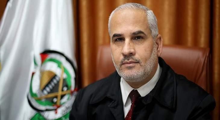 """حماس: اسرائيل تتحمل نتائج """"سياستها الحمقاء"""" في غزة"""