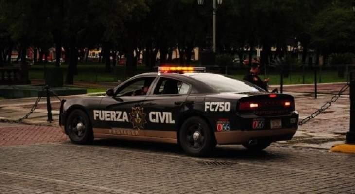 الشرطة المكسيكية تعثر على 50 جثة في منزل