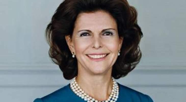 ملكة السويد: الشعب اللبناني قوي بما يكفي لمواجهة الصعوبات