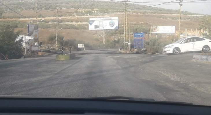 النشرة: الهدوء التام يسود منطقة حاصبيا وتعتبر كافة الطرقات الرئيسية والفرعية سالكة