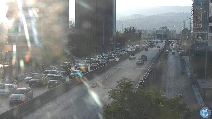 التحكم المروري: حركة  السير في بعض المناطق صباح اليوم