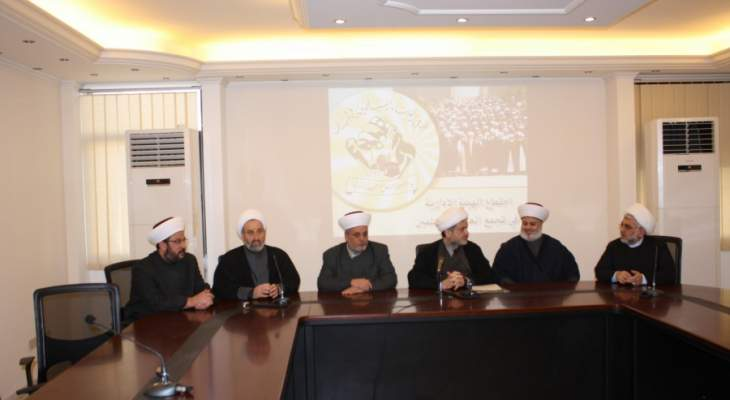 تجمع العلماء: الحركة المكثفة للديبلوماسيين إلى قصر بعبدا وبيت الوسط تعمق المشكلة