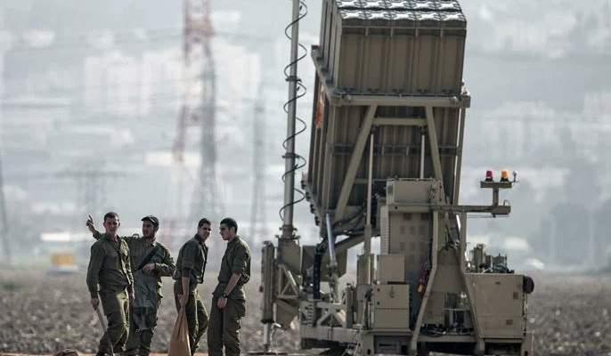 وسائل اعلام اسرائيلية: الجيش الاسرائيلي ينشر بطاريات القبة الحديدية في محيط ميناء حيفا