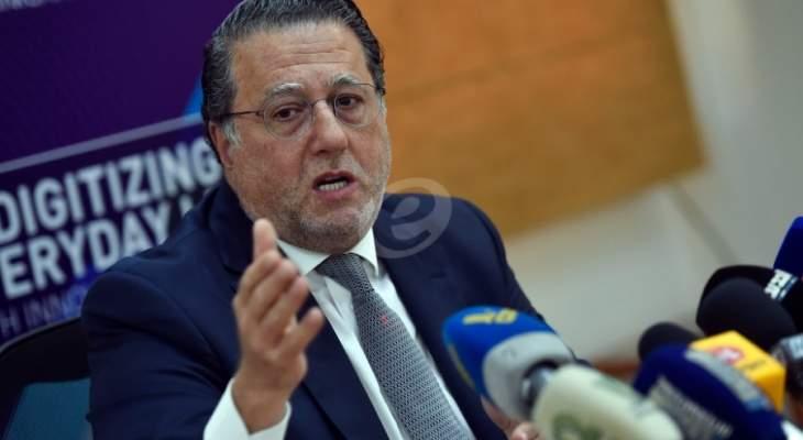 شقير: مطار بيروت أول مطار في العالم سيقدم خدمة الـ5G