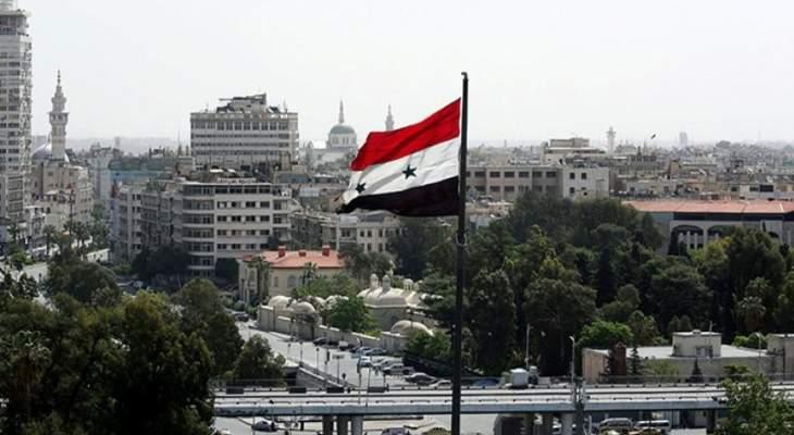 الحكومة السورية: مطار دمشق في الخدمة مطلع الشهر القادم