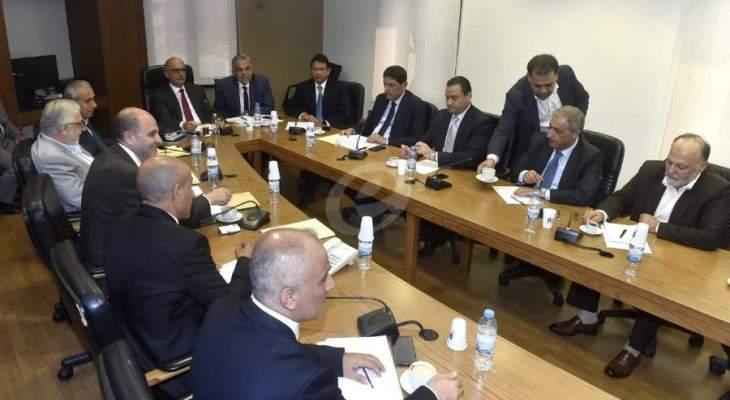 لجنة الاشغال النيابية تابعت بحثموضوع الكهرباء