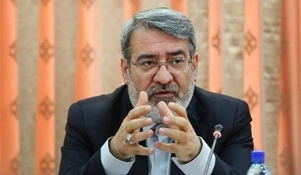 وزير الداخلية الإيراني: نسبة الاقتراع في انتخابات الرئاسة بلغت 48.8 بالمئة
