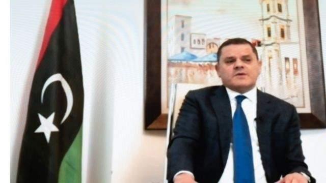 رئيس الوزراء الليبية: الأمن المائي لمصر جزء من أمننا القومي