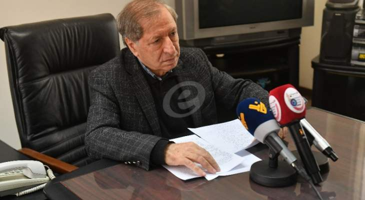 محفوظ: إذا اتجه الحريري لتسمية الوزراء المسيحيين فهو بهذا يكرر تجربة أديب