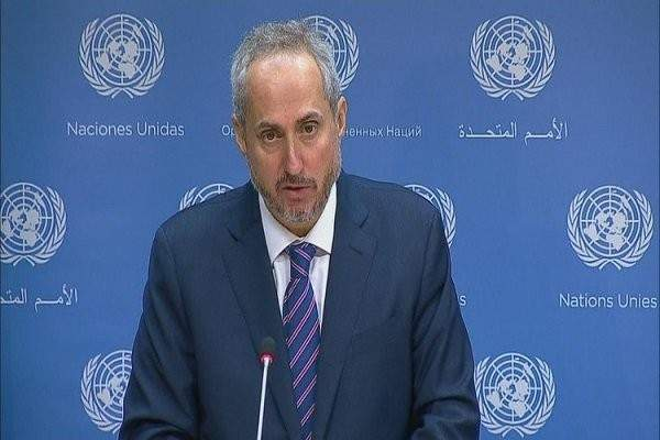 الأمم المتحدة رفضت التعليق على تحذير السيسي بشأن سد النهضة